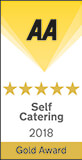 AA 5 Gold Star Self Catering Portrait 2018